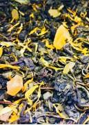 Чай зеленый Дыня карамель