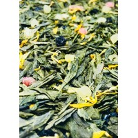 Чай зеленый Мишки гамми