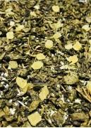 Чай зеленый Пина колада